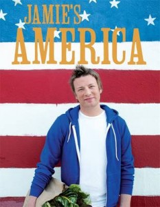 La portada del libro Jamie's America