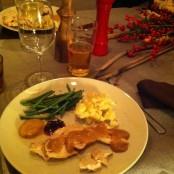 Mi cena de Thanksgiving