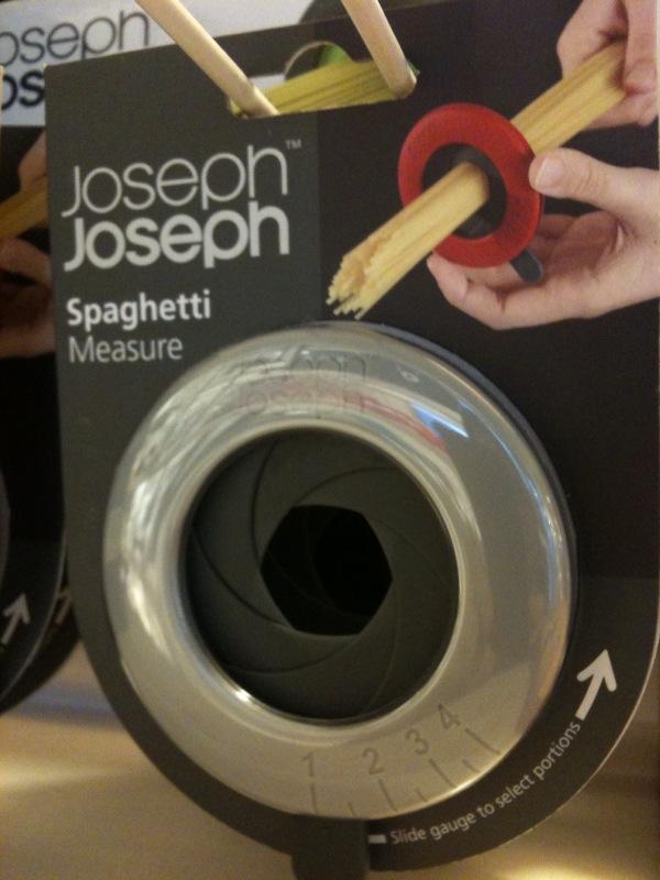 Medidor de spaguetti Joseph Joseph