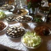 la mesa coreana