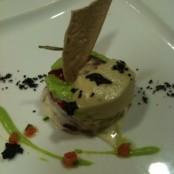 El plato de Mauricio