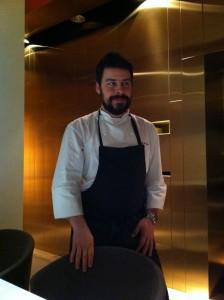 Chef Sergi de Meià