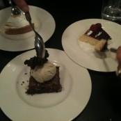 El brownie the best!