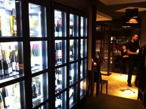 Las cámaras de vinos