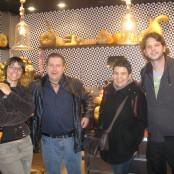 Carol, Jose, Yolanda y Mauricio