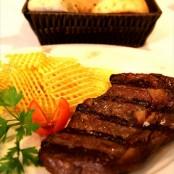 Entrecot de carne argentina