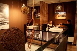 restaurante romantico nueve reinas