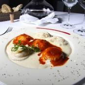 Raviolis restaurante romantico de barcelona 9 reinas