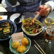 Los platos que compartimos