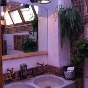 Precioso baño de El canalla