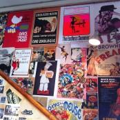 El collage de las escaleras