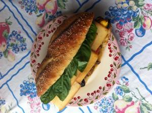 Gourmet sandwitches de Nancy