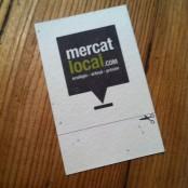 Tarjeta Mercat Local