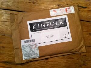 El precioso paquete que recibí