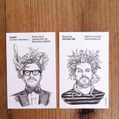 Stephano y Max en las tarjetas del Xemei