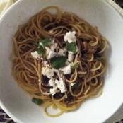 Spaguetti alla Norma