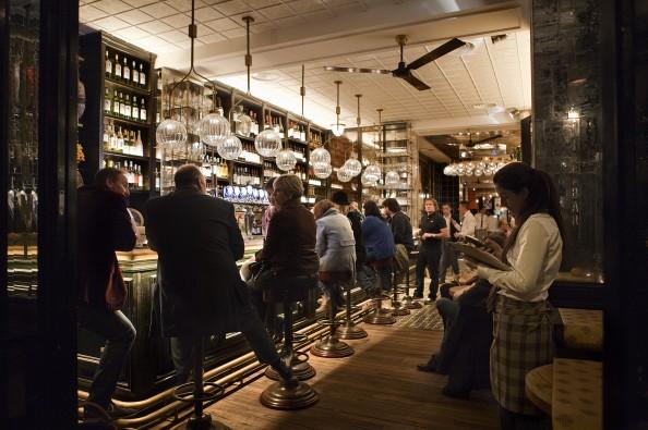 Wine bar del Toto