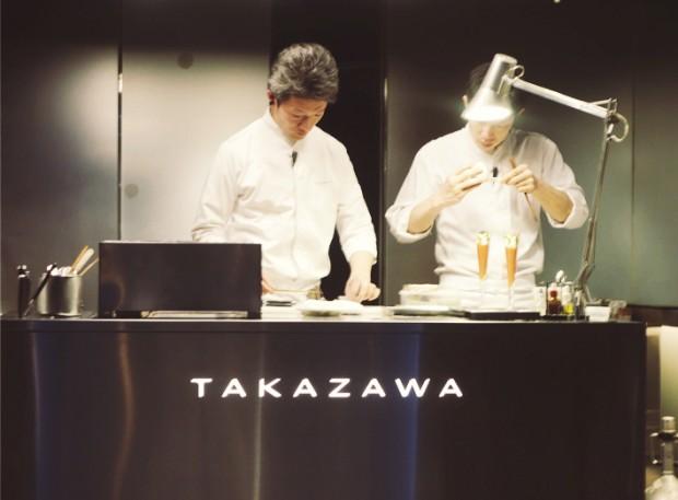 Restaurante Aronia de Takawaza (foto de Andy Hayler)