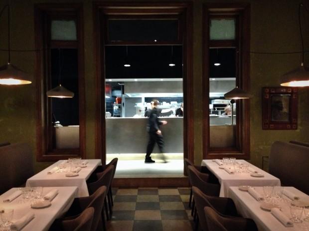 La cocina y comedor de El Cercle