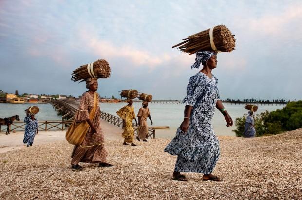 Anne Ndiaye. Senegal