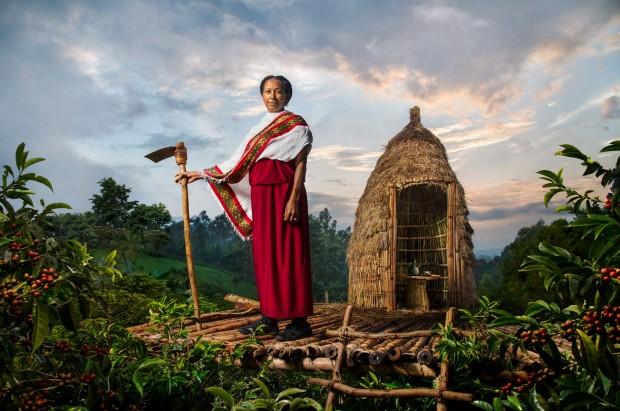 Asnakech Thomas. Etiopia