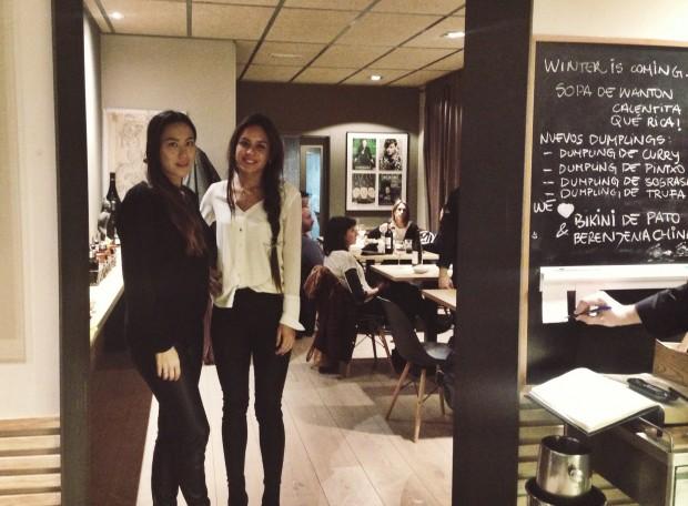 Meilan y Nayan Kao en el Kao