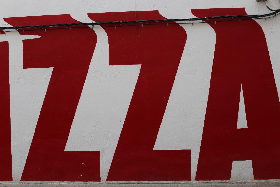 La fachada de Can PIzza