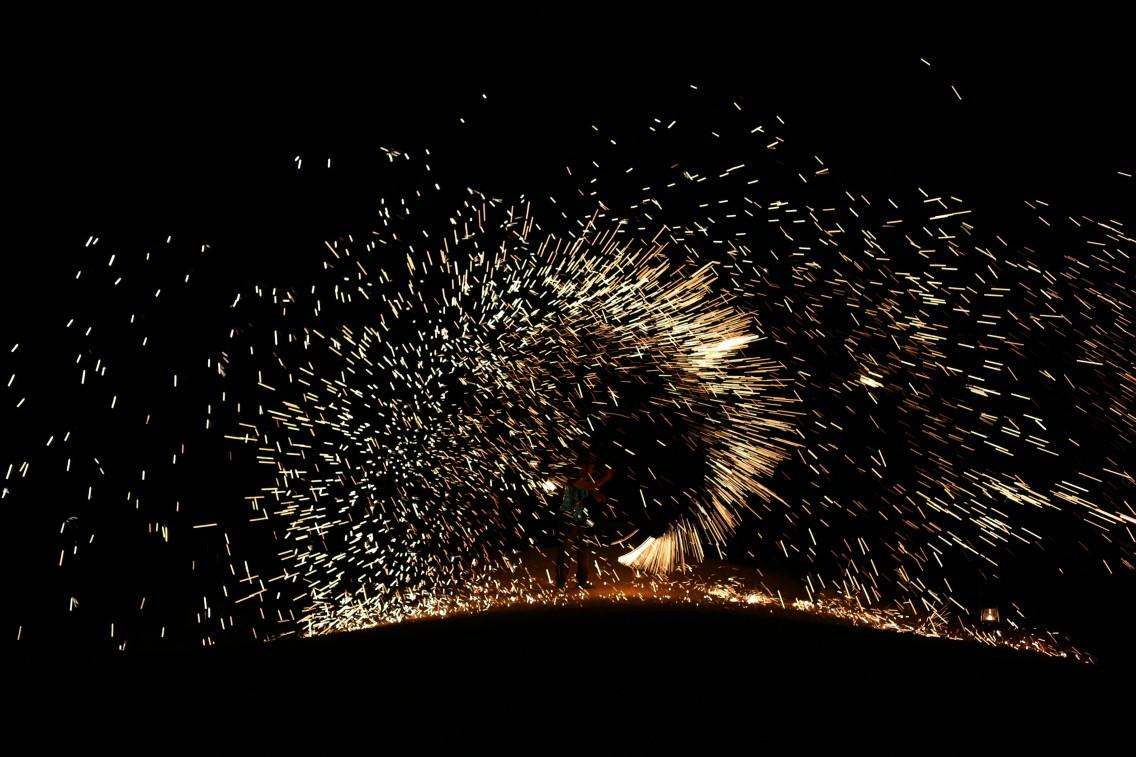 Fuegos malabares