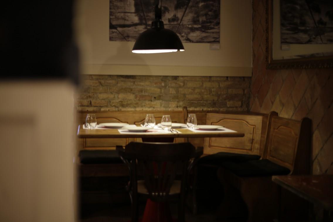 """La mesa """"VIP"""" del Bambarol"""