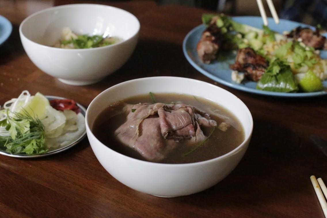 El mítico plato vietnamita Pho
