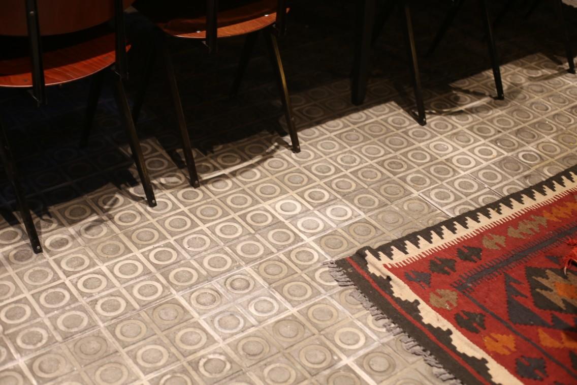 El suelo de Casa Bonay como la baldosa de Barcelona