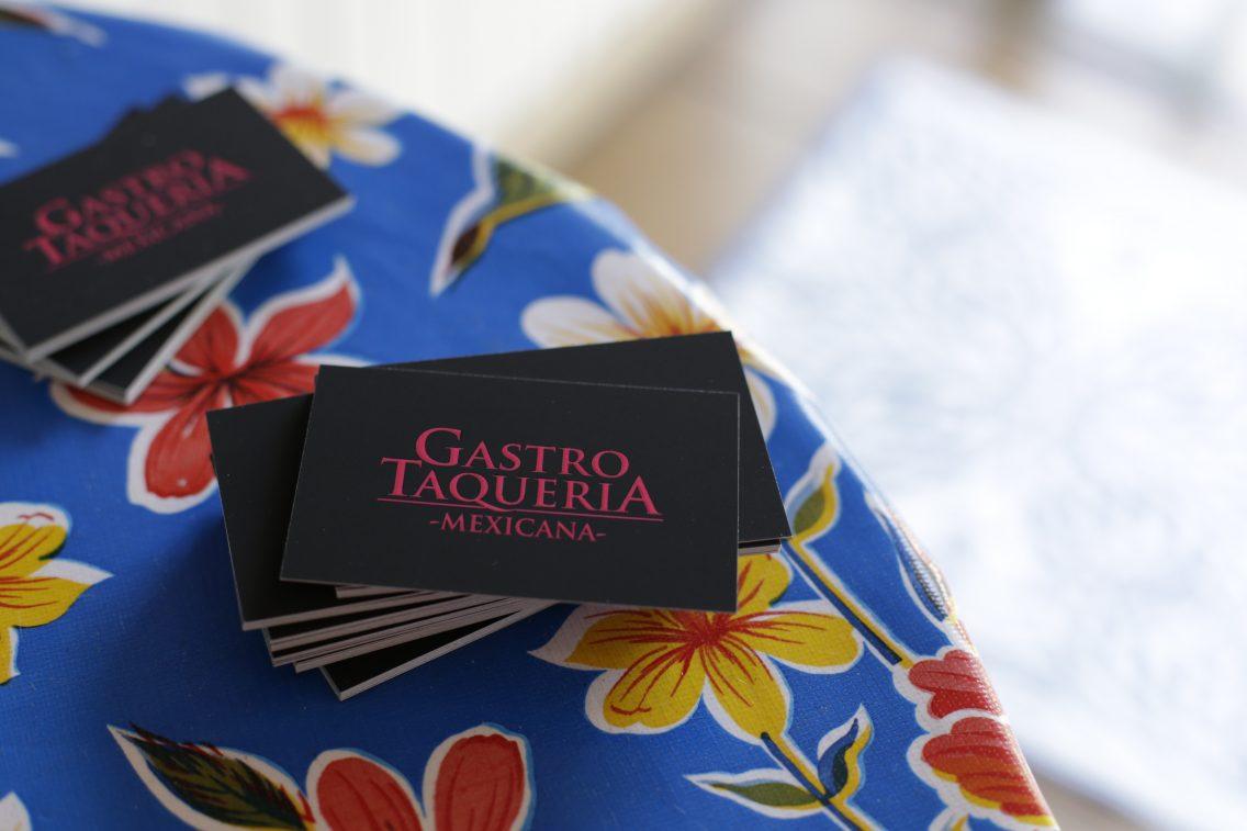 Tarjeta de la Gastrotaquería