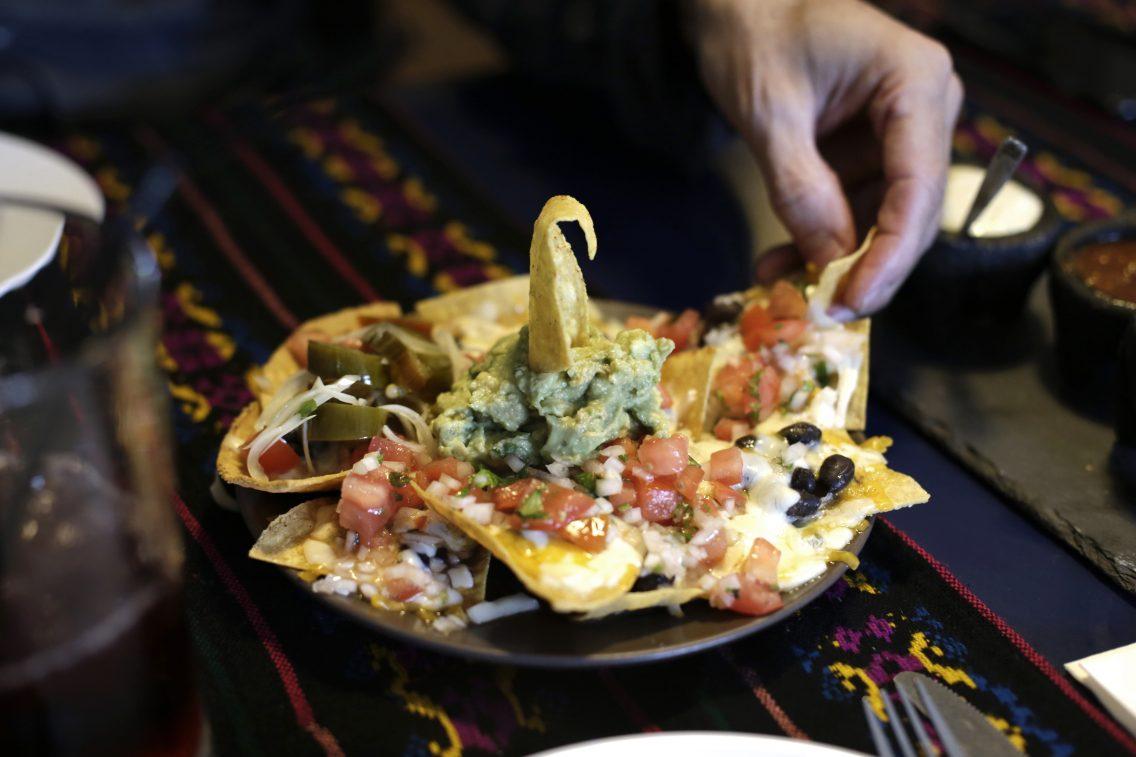 El guacamole de la Gastrotaquería