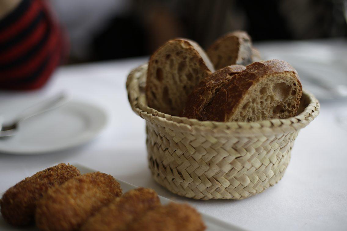 El pan de xeixa hecho por ellos mismos