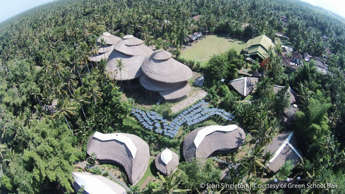 The Green School Bali